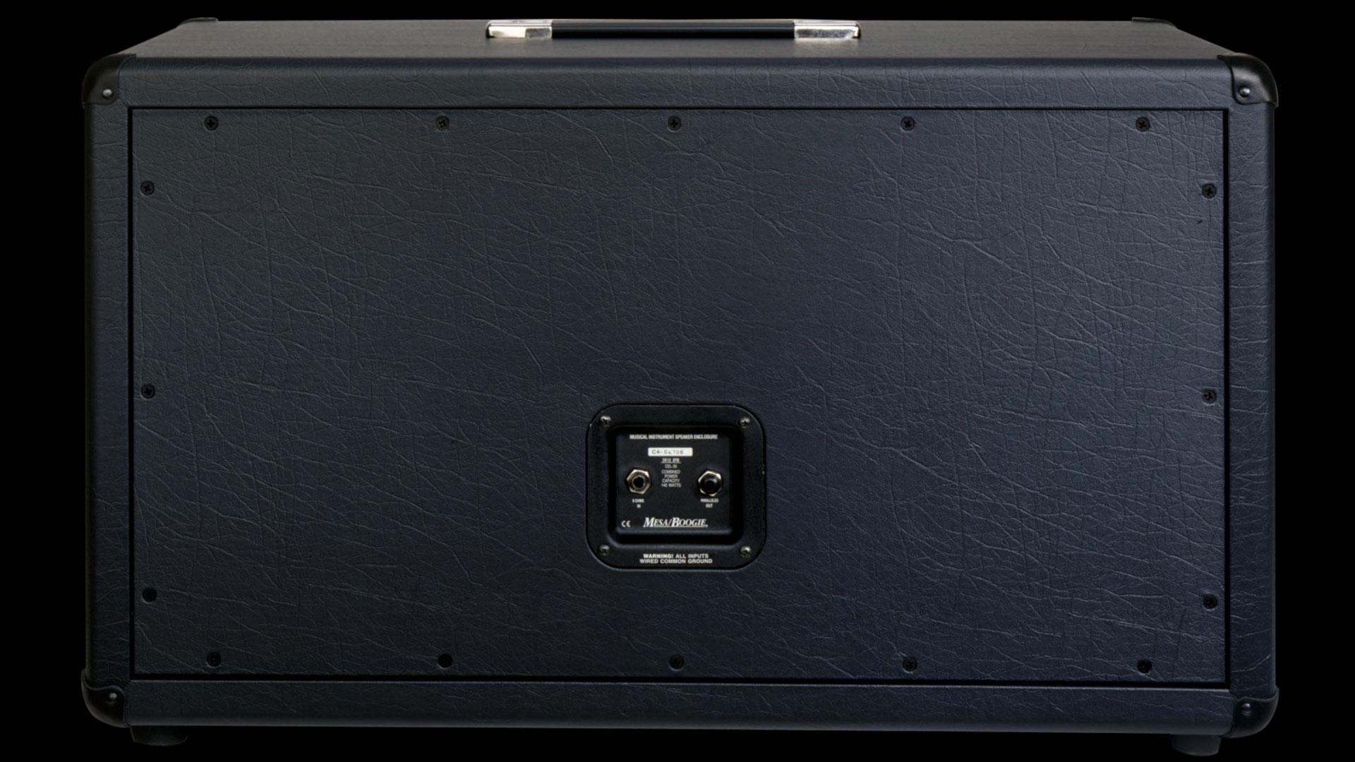 rectifier cabinets 2x12 recto horizontal cabinet [ 1920 x 1080 Pixel ]