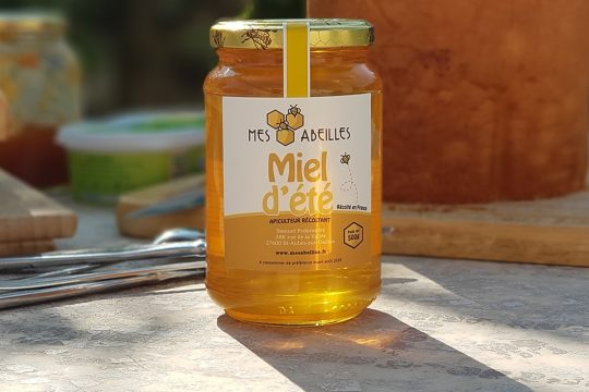 Miel d'Acacia de Gaillon - 500g