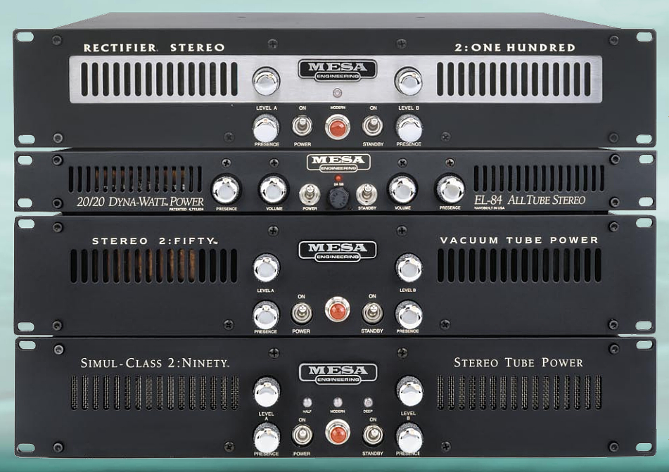 Can a MESA Stereo Power Amp be run Mono  MESABoogie Support