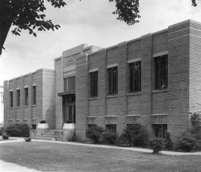 Grand Junction Public Library, 5th and White