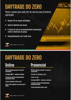 DAYTRADE DO ZERO