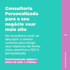 CONSULTORIA PERSONALIZADA DE MARKETING