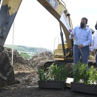 Arranca construcción de rampa de frenado de emergencia en la Chalco-Cuautla