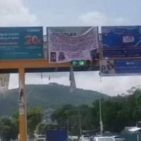 Aparecen mensajes en Iguala con detalles de nueva ruta de desaparición de normalistas