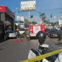 Una mujer muerta y un detenido, saldo de accidente vial en Cuernavaca