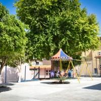 Inauguran patio de juegos en CERESO área femenil