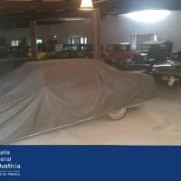 Aseguran 41 vehículos clásicos y obras de arte de ex funcionario de la CDMX