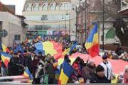 Ziua Națională a României, sărbătorită la Sfântu Gheorghe