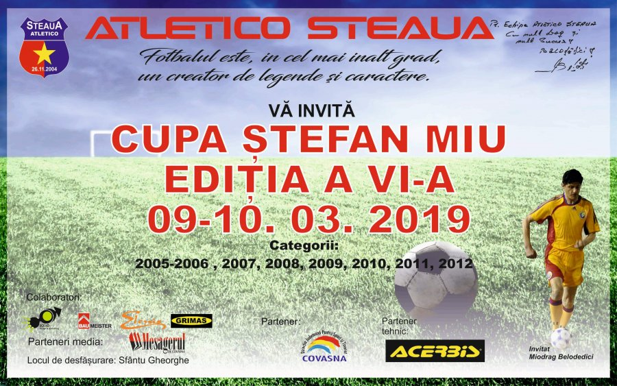 CUPA STEFAN MIU - editia 6