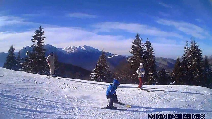 Locuri nu foarte îndepărtate unde se poate schia