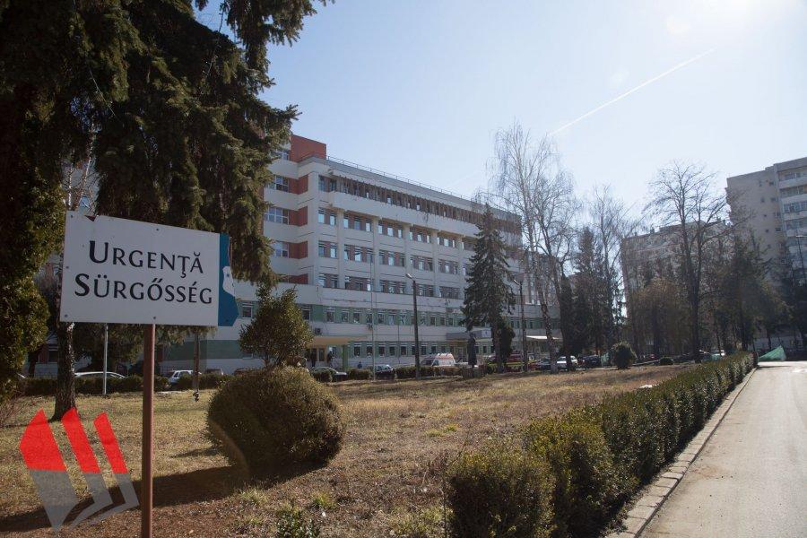 Un sfert dintre angajaţii Spitalului Judeţean de Urgenţă Sfântu Gheorghe vor să se vaccineze anti COVID