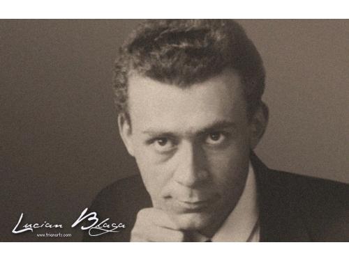125 de ani de la naşterea poetului, filosofului şi dramaturgului Lucian Blaga