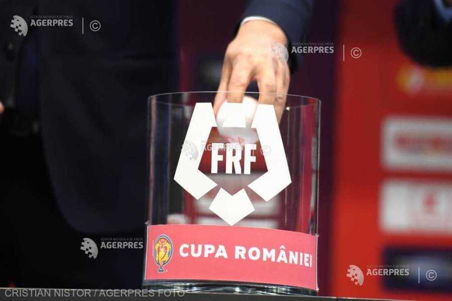 Fotbal: Dinamo - FCSB şi Sepsi OSK - Poli Iaşi, în semifinalele Cupei României
