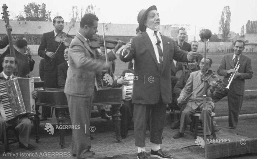 DOCUMENTAR: 140 de ani de la naşterea marelui actor Constantin Tănase (5 iulie)