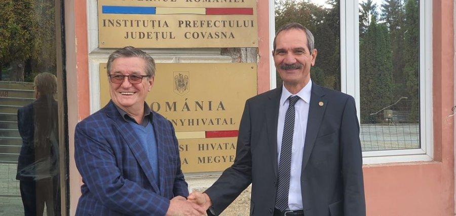 Parlamentarii PMP Alexandru Teacă şi Gheorghe Baciu candidează şi în alegerile din 6 decembrie