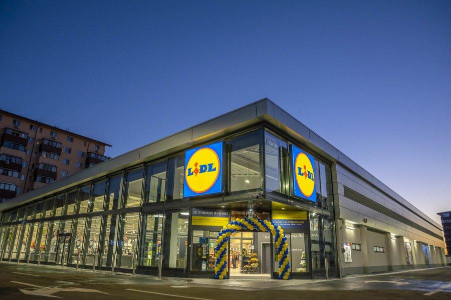 Lidl inaugurează primul magazin în orașul Covasna