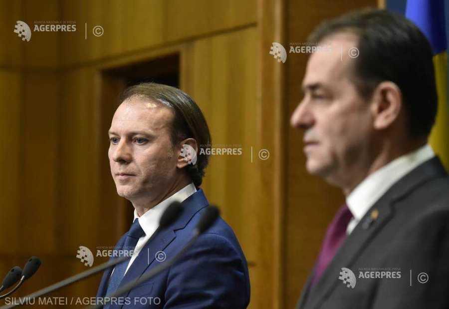 Orban: BPN al PNL a decis ca propunerea pentru funcţia de premier să fie Florin Cîţu
