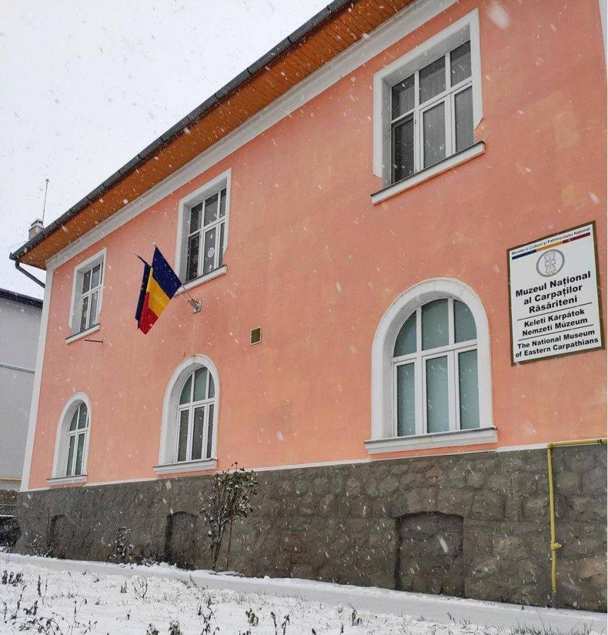 """Evenimente dedicate zilei de 24 ianuarie 1859 -""""Mica Unire""""  la Muzeul Național al Carpaților Răsăriteni"""