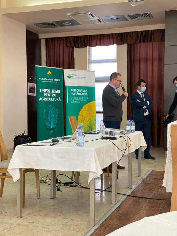 Prioritățile agriculturii românești au fost dezbătute cu fermierii covăsneni, la Tg. Secuiesc