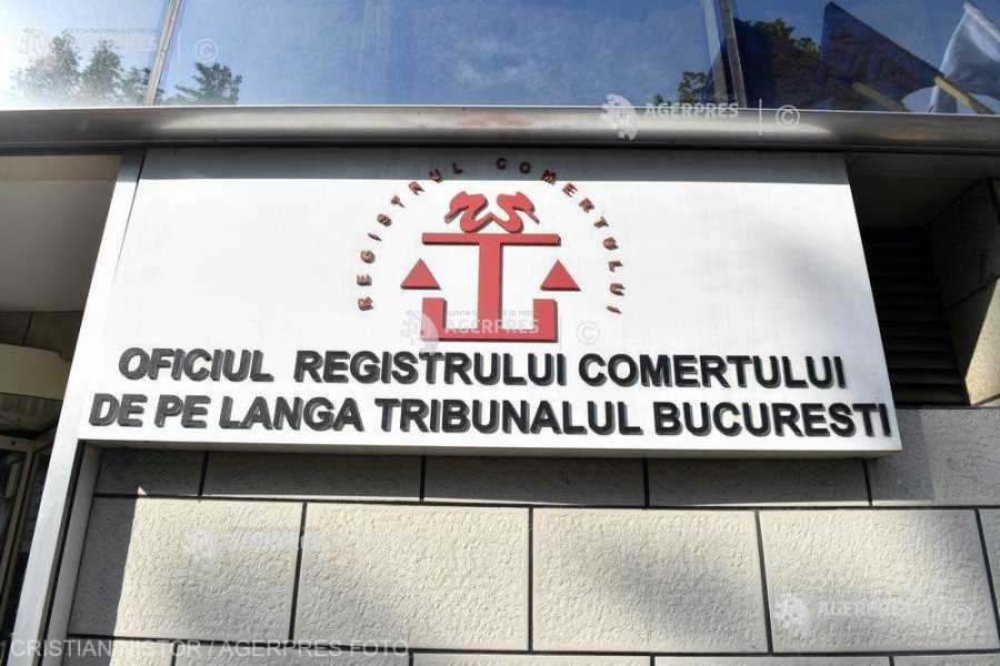 ONRC: 316 firme şi PFA au intrat în insolvenţă în ianuarie 2021