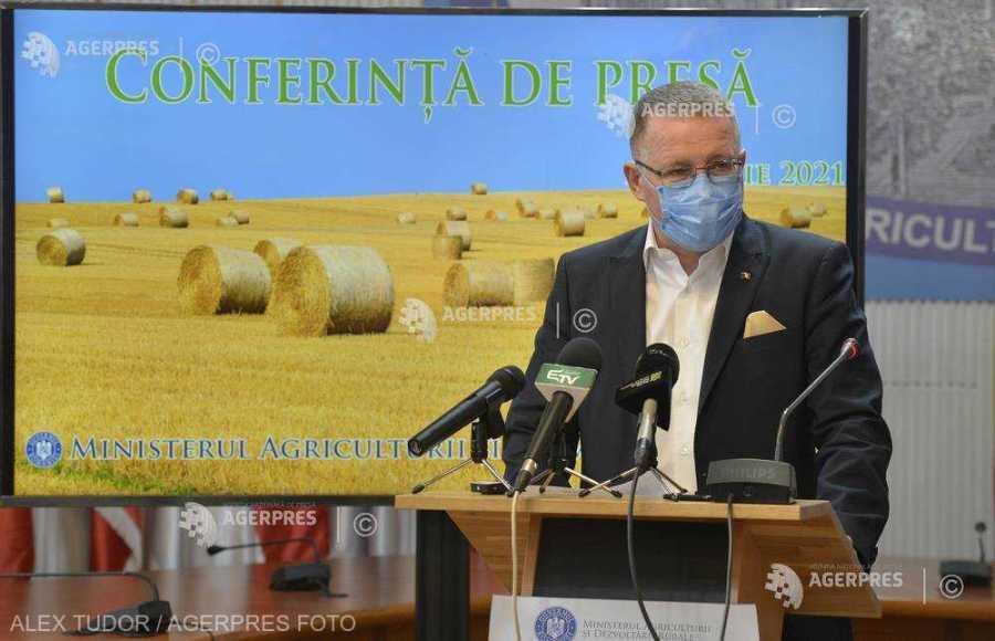 Ministrul Agriculturii: Ajutorul Naţional Tranzitoriu va fi mai redus anul acesta