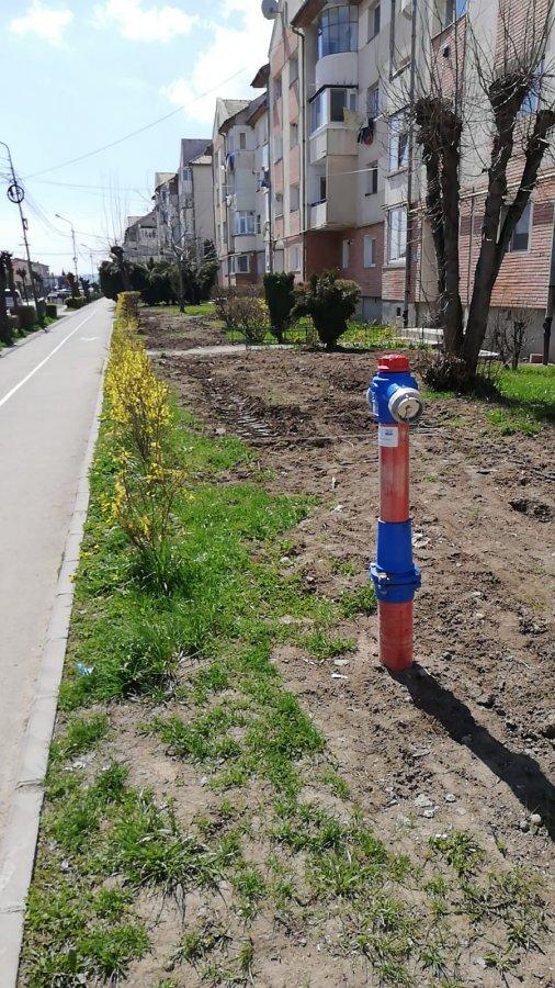 Lucrările la noua rețea de apă de pe strada Cernatului din Târgu Secuiesc se vor încheia până la mijlocul lunii mai