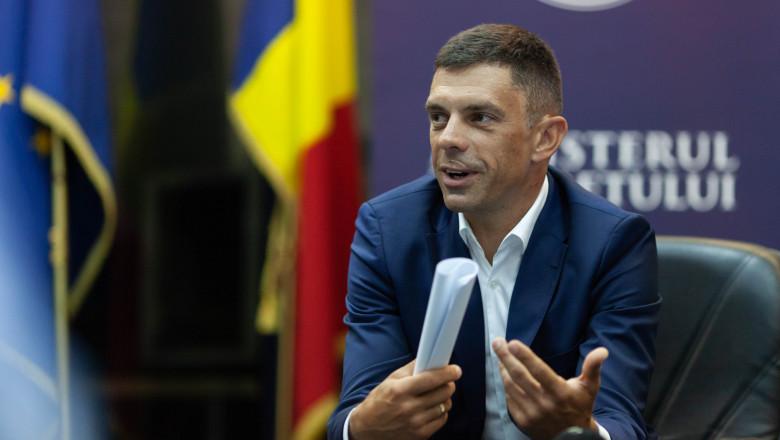 Ministrul Tineretului și Sportului, Novák Eduárd, în vizită de lucru în județul Covasna, astăzi