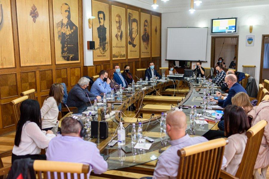 Covasna: Bugetul municipiului Sfântu Gheorghe, cu 31% mai mare decât anul trecut
