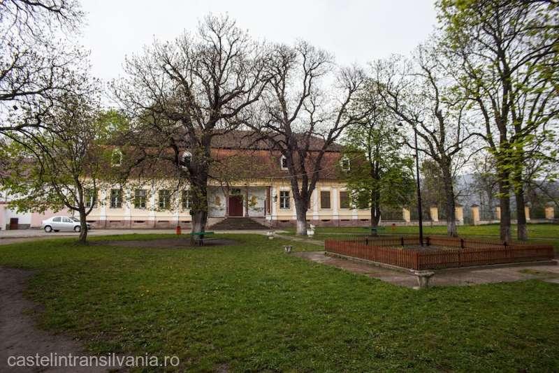 """Castelul """"Miko'' din Olteni, reabilitat prin Compania Naţională de Investiţii"""