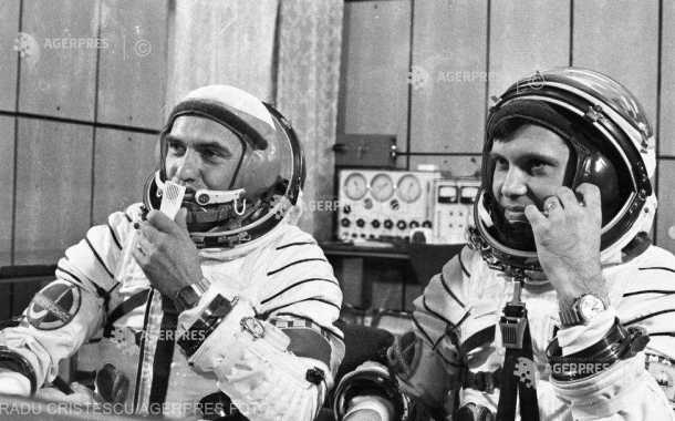 DOCUMENTAR: 40 de ani de la singurul zbor în Cosmos al unui român, Dumitru Prunariu (14 mai)