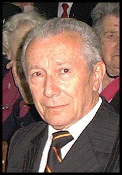 """In Memoriam.  Gheorghe ZAHARIA (1938-2021), fost viceprimar al orașului Sf, Gheorghe, laureat al a titlului onorific """"Pro Urbe"""""""