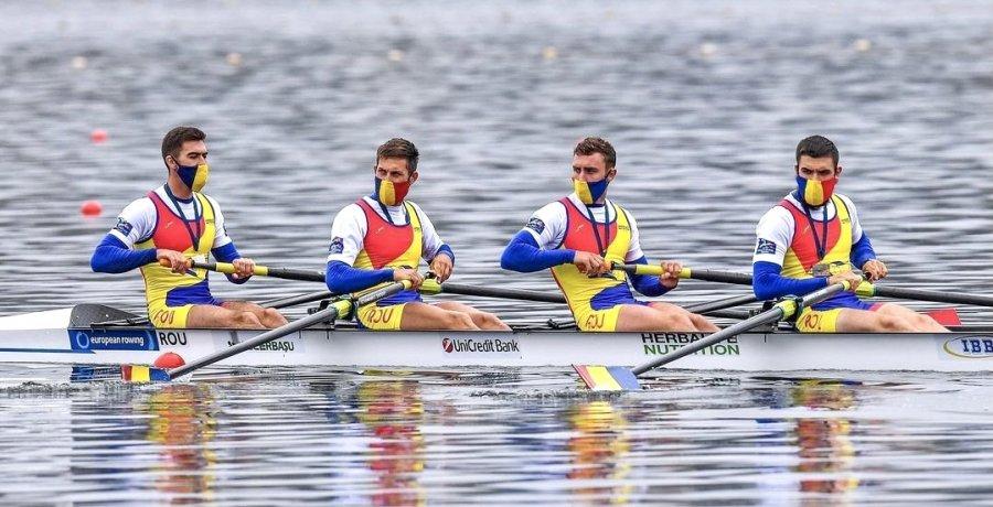 Canotorii români au câștigat 6 medalii la Cupa Mondială II de la Lucerna