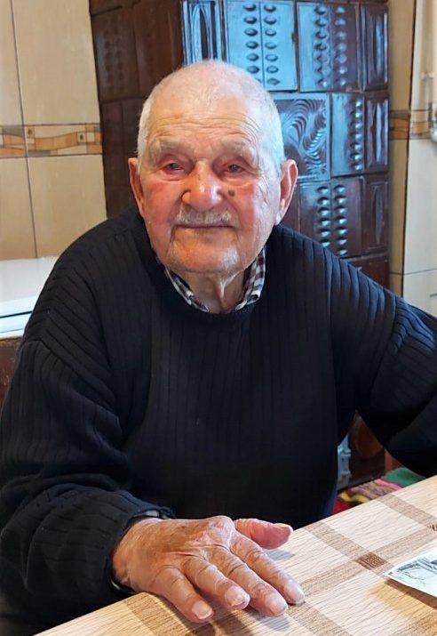 De vorbă cu Dumitru Oltean, cel mai vârstnic voineștean