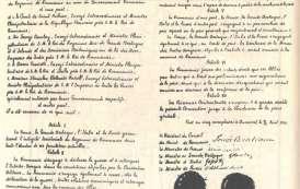 DOCUMENTAR: 105 ani de la semnarea Tratatului de alianţă dintre România şi Antanta (4 august)