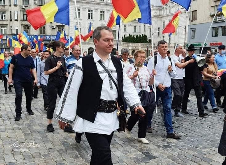 Participare covăsneană și brasoveană la manifestările dedicate comemorării victimelor Dictatului de la Viena