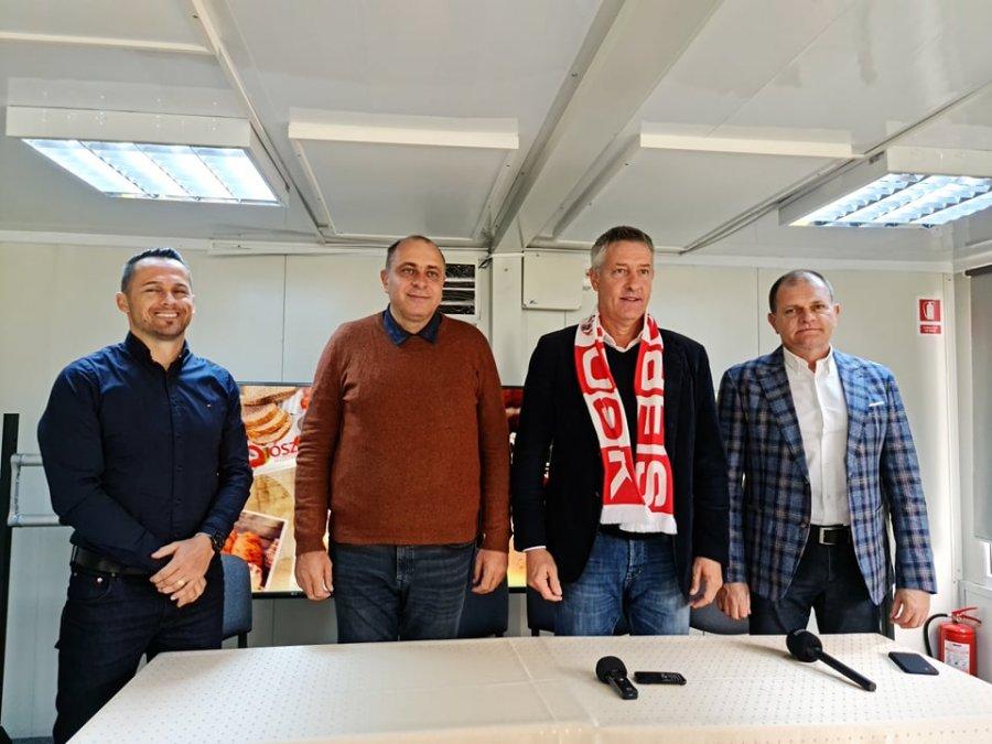 Fotbal: Bergodi (Sepsi OSK) - Am revenit cu plăcere în România; obiectivul meu, să duc echipa în play-off