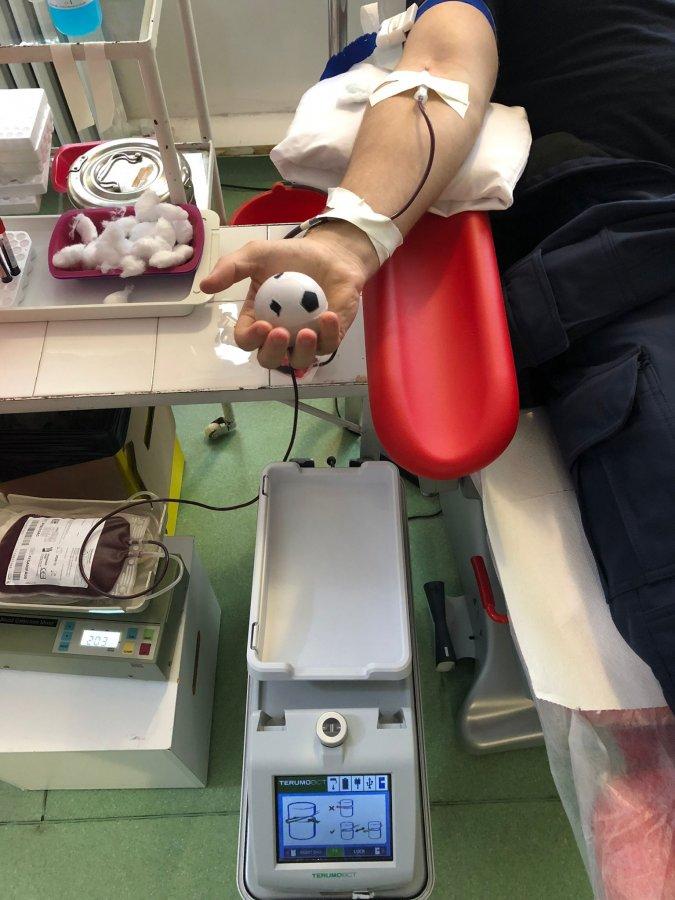 Donează sânge! Salvează o viață!