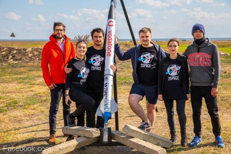 Şapte studenţi români lansează racheta Eva, într-o competiţie cu 400 de participanţi din toată Europa