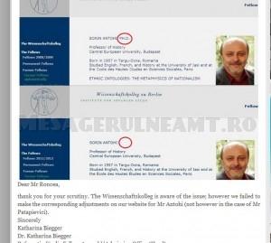 antohi 300x269 Bilete de avion Tel Aviv   București plătite de Consiliul Județean