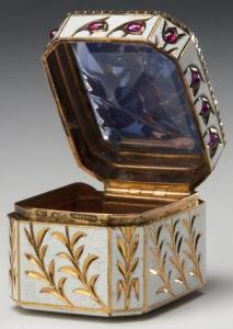 bomboniera Faberge