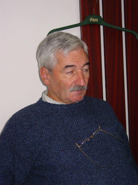 Mihai Gorgoi, așa cum a fost surprins de presa din Alba-Iulia, în exercițiul unui Corp Control