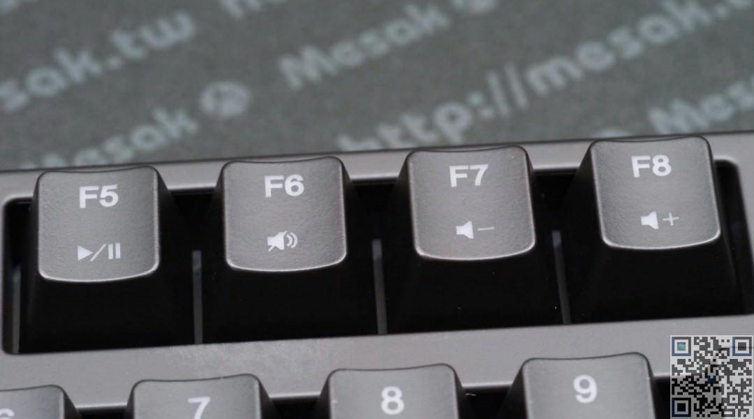 [開箱] Rosewill RK-9200 一燈雙色機械式鍵盤 - 米薩克
