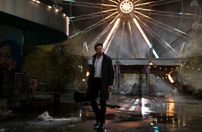 Hugh Jackman did what he could with 'Reminiscence,' but it wasn't enough