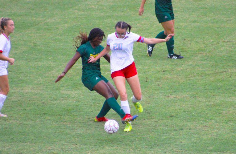 MCC Women's Soccer Annabella Bara Close Up
