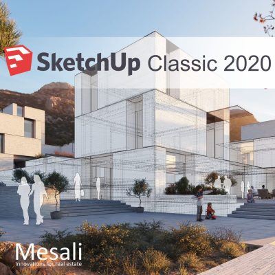 SketchUp pro 2020 (classic)