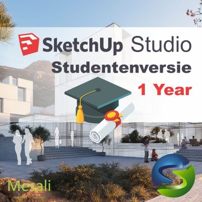 SketchUp Studentenversie