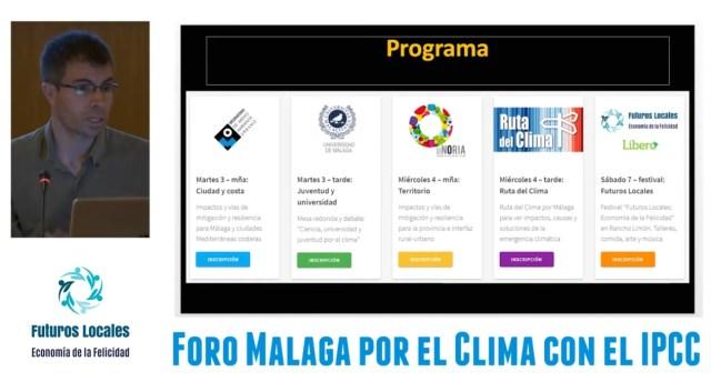 Video: Conferencia ciudades y costa. Foro IPCC – Málaga 2020