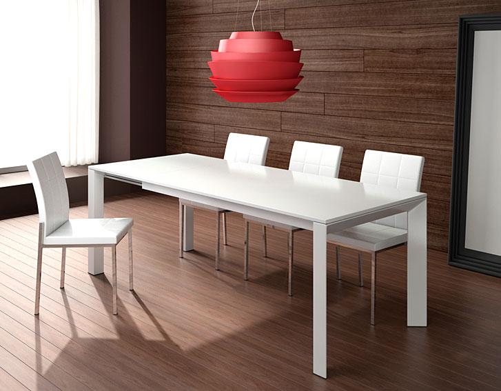 mesa lacada  Mesas de comedor mesas de centro y mesas de