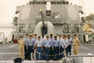 A-Gang USS Benfold