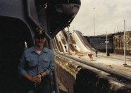 Benfold Panama Canal